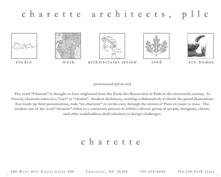 Charette                                   Architects