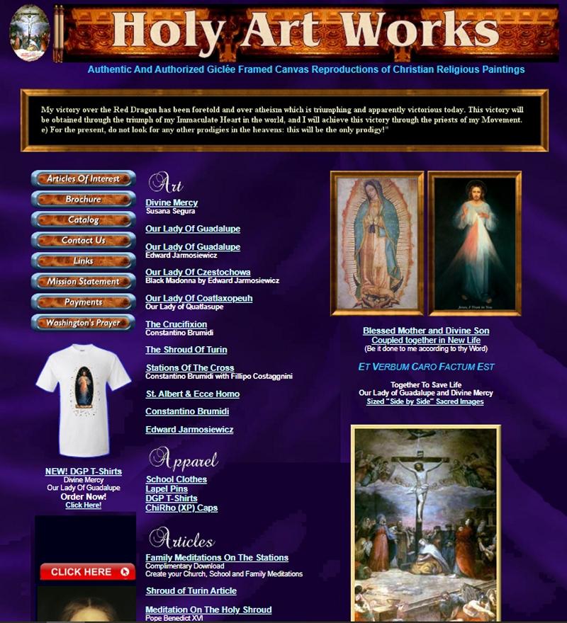 HolyArtworks.com
